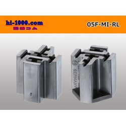 Photo2: ●[TE] Plug in mini-ISO relay connector (no terminals) /05F-MI-RL-tr for the vehicle installation