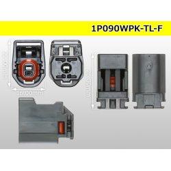 Photo3: ●[sumitomo] 090 type TL waterproofing series 1 pole F connector (no terminals) /1P090WP-TL-F-tr