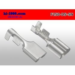 Photo2: [Sumitomo]250 type DS/HD series female terminal (Sn)/F250-DS-SN