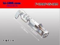 [JAM]JS series F terminal (small size) /F-2MAF-JS-JAM
