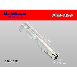 Photo2: ■[sumitomo]025 model HE series F terminal (small size) /F025-HE-S