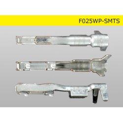 Photo3: 025 Type TS /waterproofing/  series  female  terminal /F025WP-SMTS