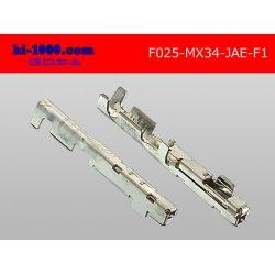 Photo2: ■[JAE] 025 Type MX34 series  female  terminal /F025-MX34-JAE-F1