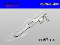 120 Type HMDC male  terminal /M120-HMDC
