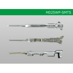 Photo3: 025 Type TS /waterproofing/  series  male  terminal   only  ( No wire seal )/M025WP-SMTS-wr