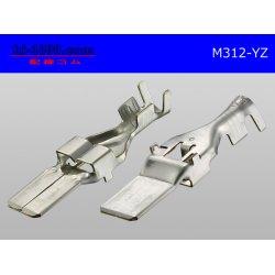 Photo2: 312 Type  [Yazaki]  Non waterproof M Terminal /M312-YZ