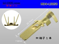 H4(305 Type )3.0-5.0mm Electric cable  M Terminal /MH4-L3050