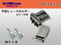 flat  Type  Fuse holder  Parts /4013-A-125