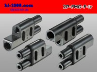 Bullet Terminal 形 Terminal   Double polar cylinder F Connector only  (No terminal)
