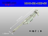 040 Type  [JAE] MX5-A series M Terminal /M040-JAE-MX5-SG