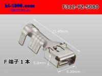 312 Type  [Yazaki]  Non waterproof 5.0-8.0sq F Terminal /F312-YZ-5080