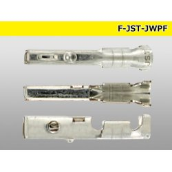 Photo3: [J.S.T.MFG]JWPF /waterproofing/  connector  F Terminal /F- [J.S.T.MFG] -JWPF