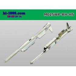 Photo2: [Yazaki] 025 Type  /waterproofing/ RHHS connector  M Terminal(With WS)/M025WP-RH-HS